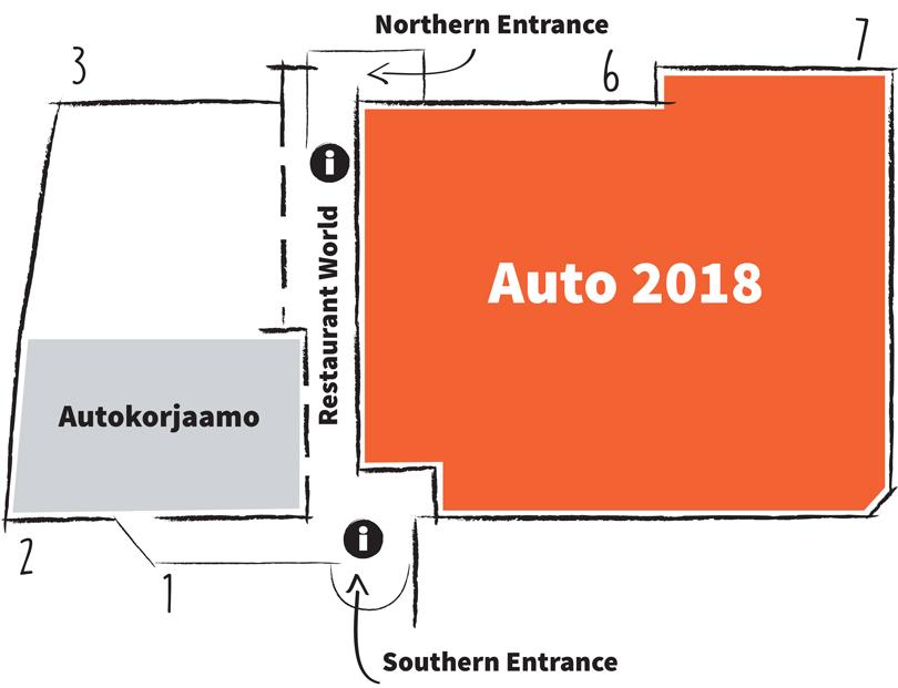 Auto 2018 map