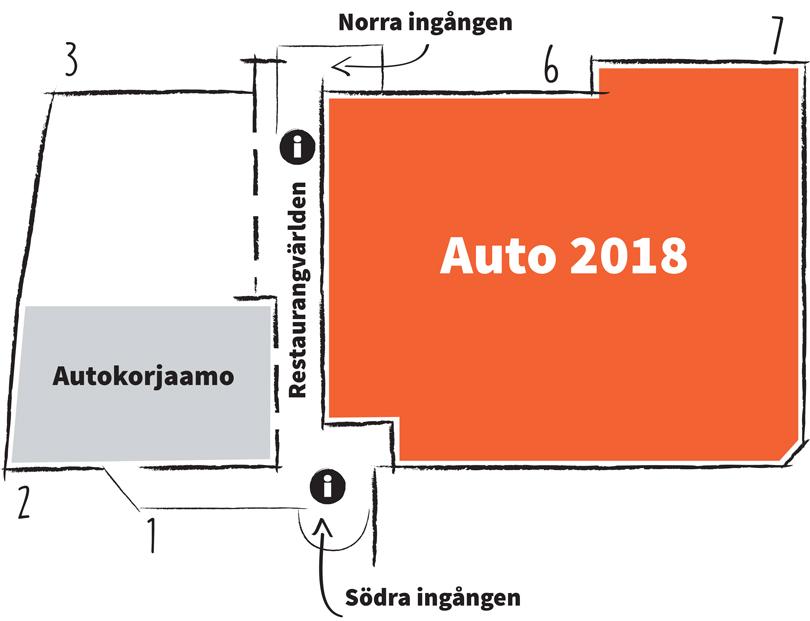 Auto 2018 karta