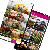 Mobiiliappi ja ravintolat