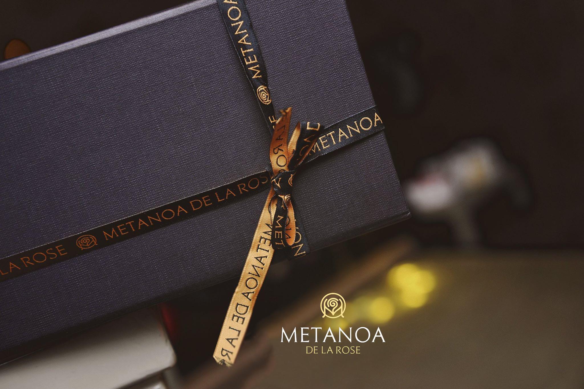 Луксозна кутия metanoa de la rose