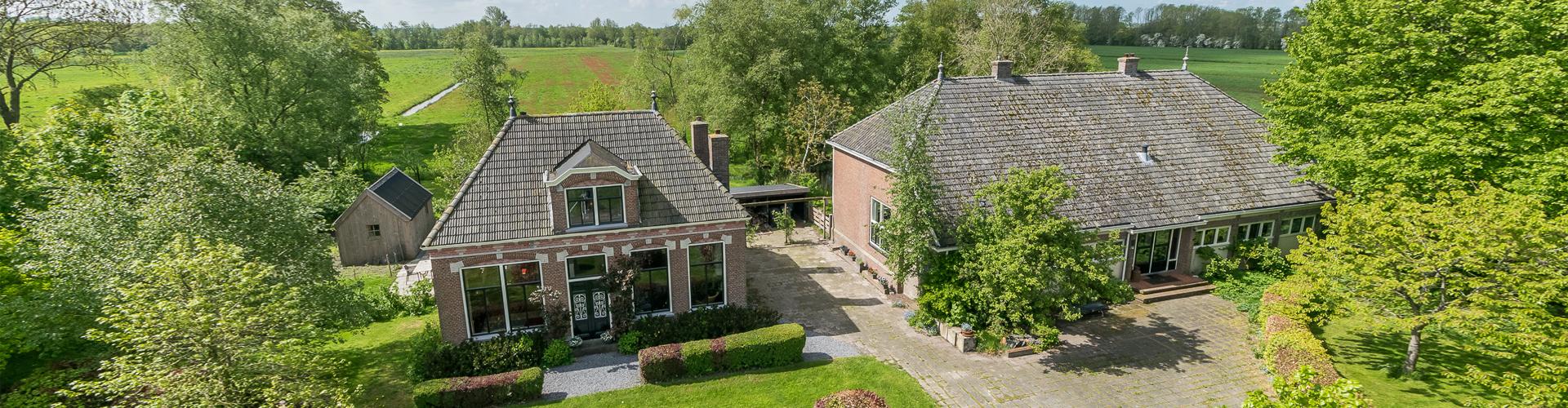 Bijzonder wonen Friesland Schoolmeesterswoning
