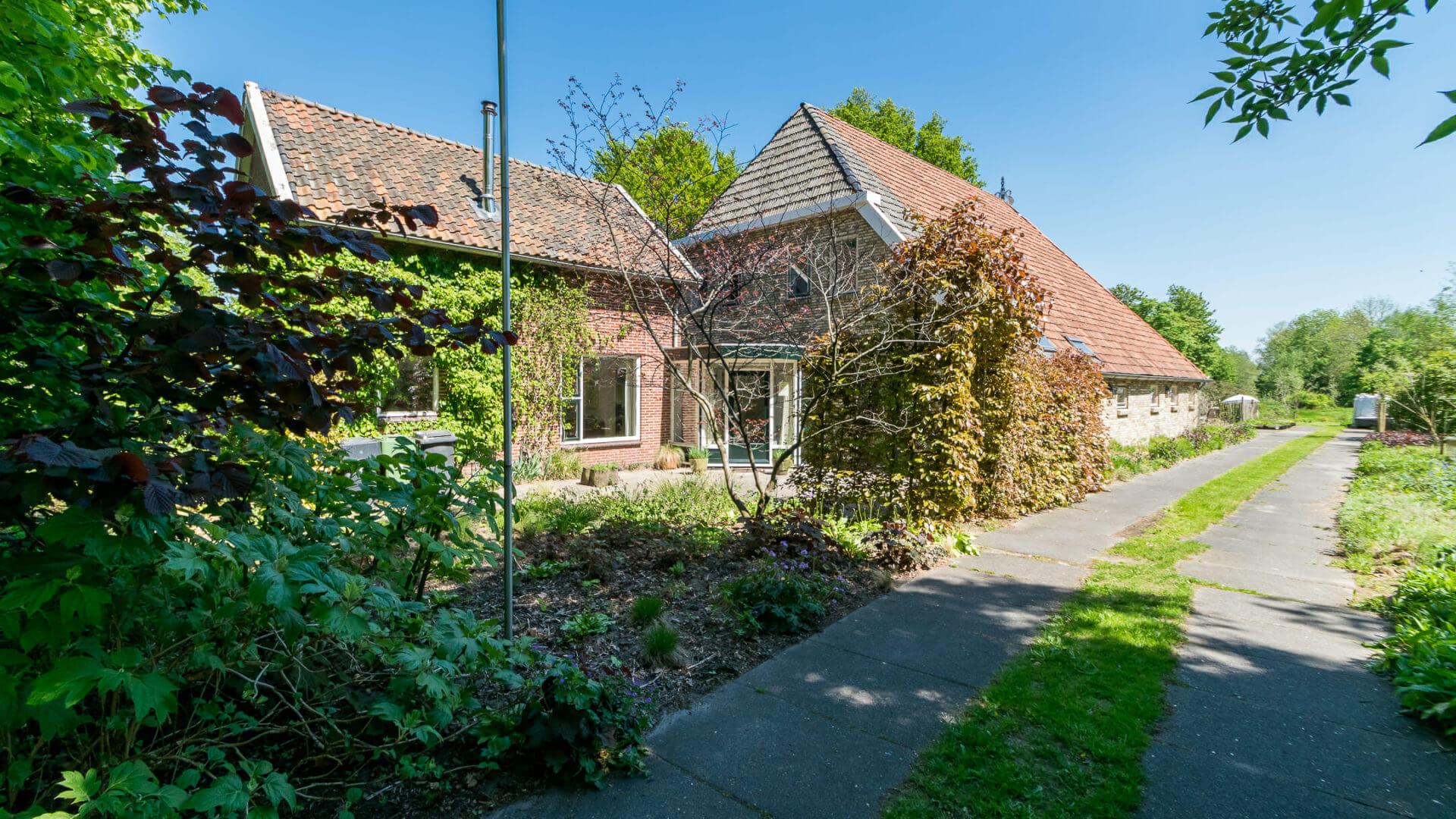 Woonboerderij Tijnje Friesland