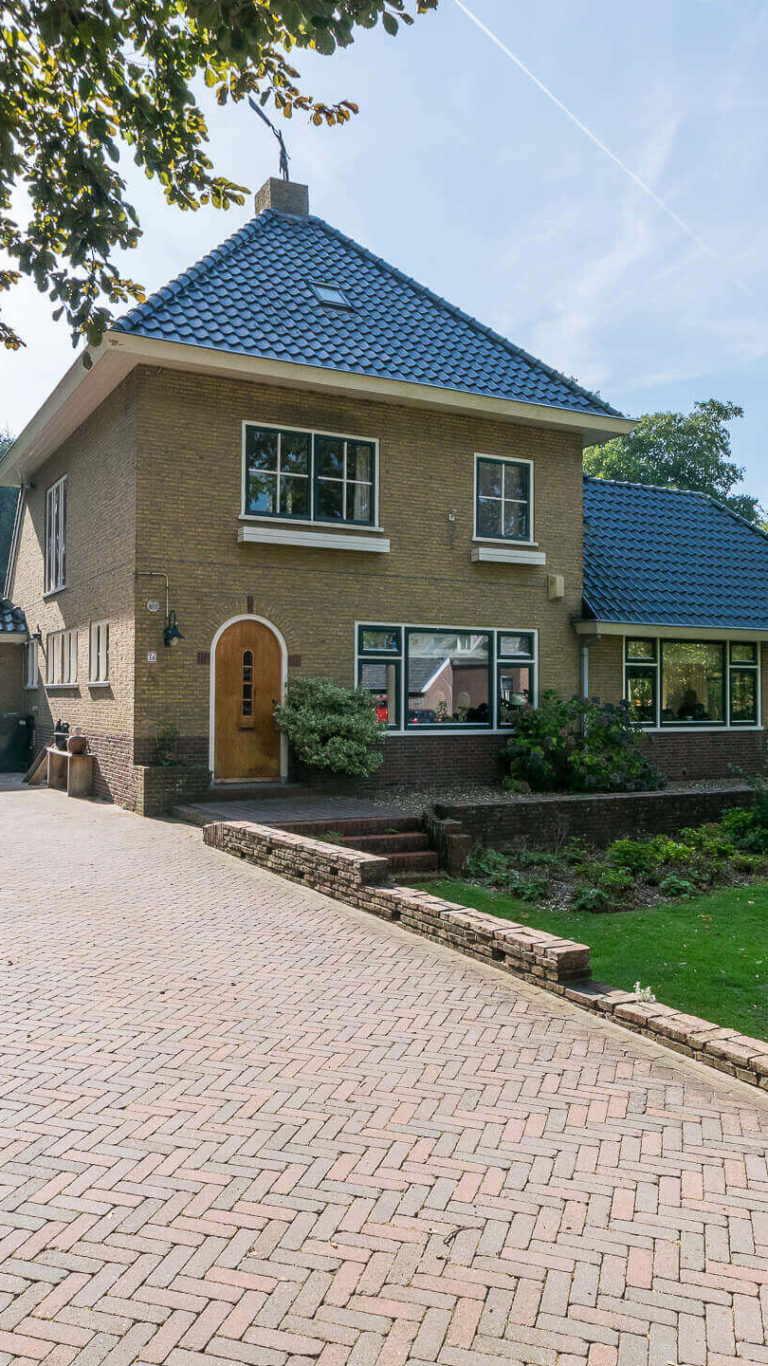 Jaren '30 villa Friesland