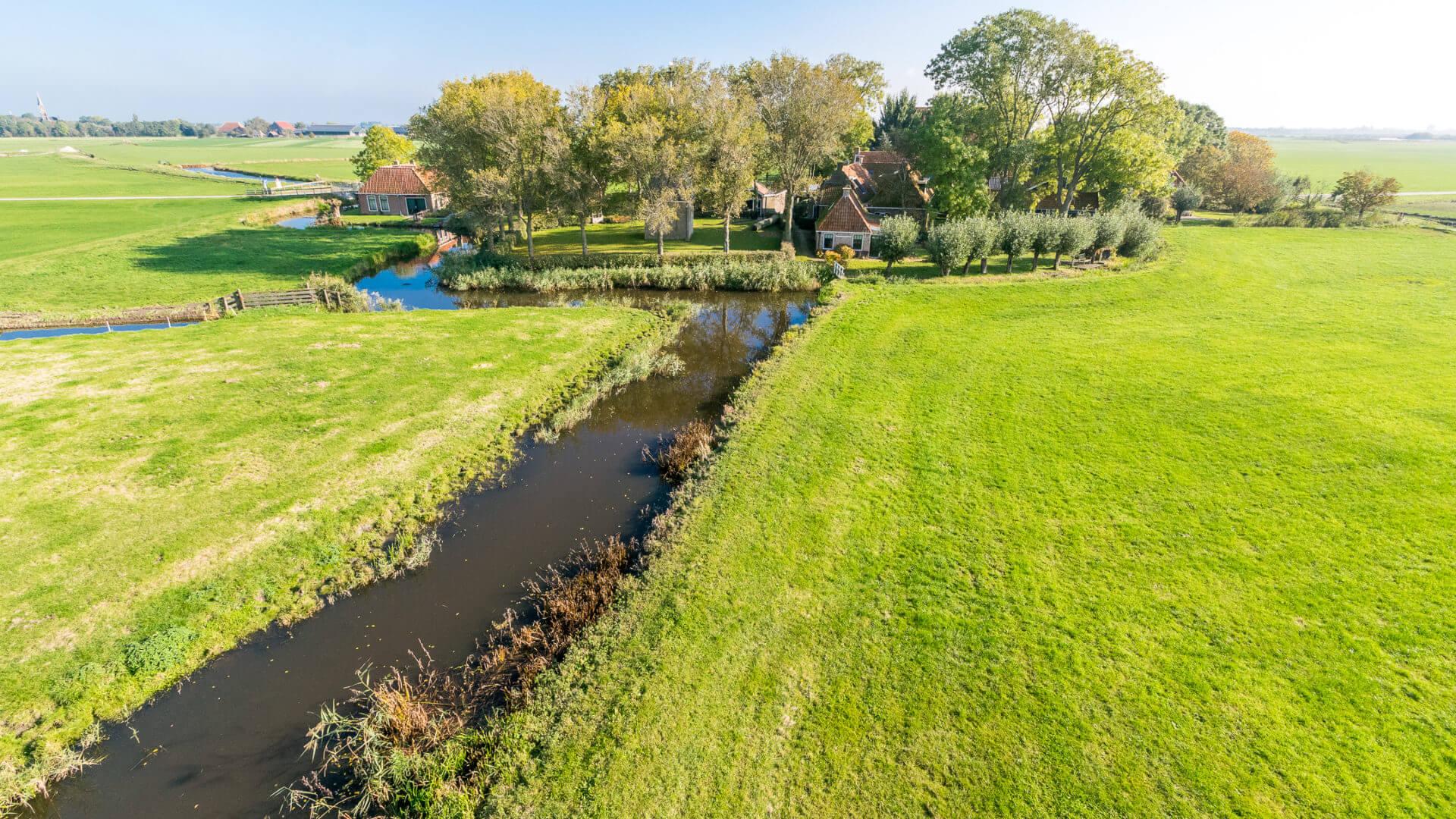 Landelijk Wonen Greonterp Friesland