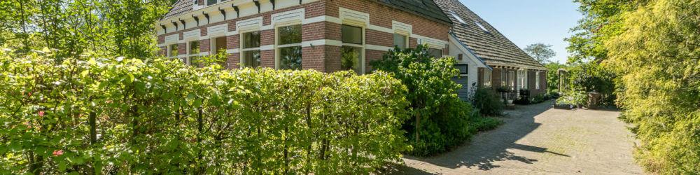 Woonboerderij Jubbega Friesland