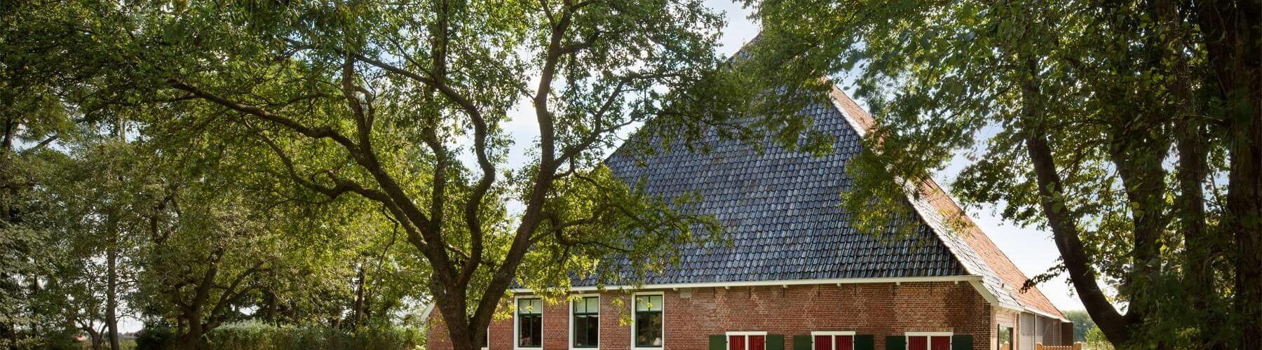 Boerderijtuin Friesland