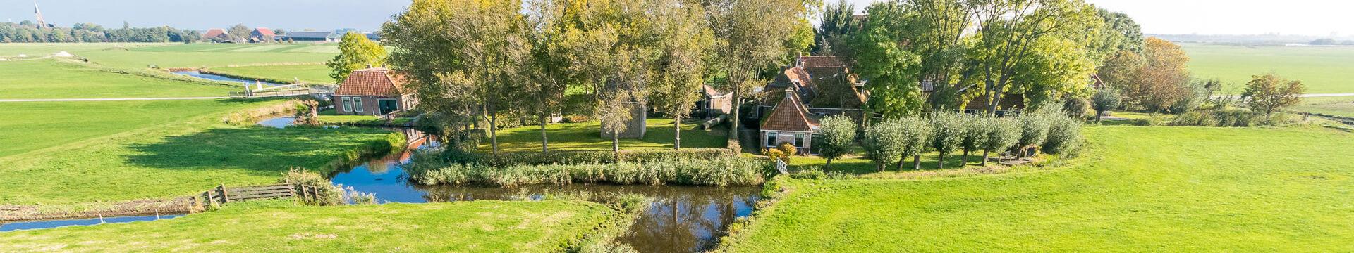Werkgebied Friesland Mijn Buitenplaats Makelaardij