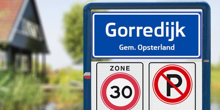 Wonen in Gorredijk