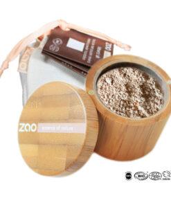 veganes Mineralpuder von ZAO - Essence of Nature
