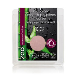 Nachfüllpackung für den veganen Lidschatten von ZAO - Essence of Nature