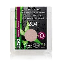 Nachfüllpackung für den Lidschatten von ZAO - Essence of Nature