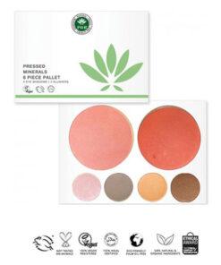 vegane Palette