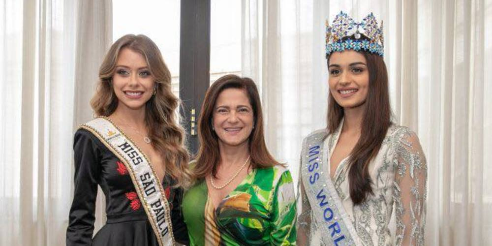 The Official Thread of Miss World 2017 ® Manushi Chhillar - India - Page 4 Cover