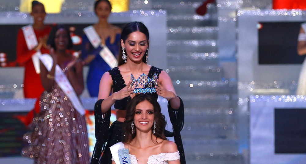 ✪✪✪ MISS WORLD 2018 - COMPLETE COVERAGE  ✪✪✪ - Page 30 Miss_World_2018_winner