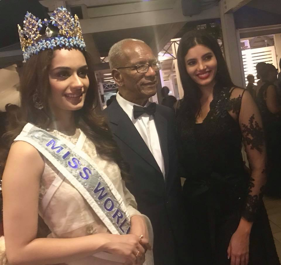 The Official Thread of Miss World 2017 ® Manushi Chhillar - India - Page 4 7