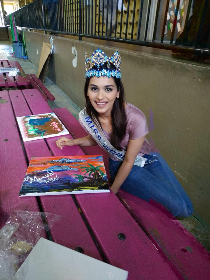 The Official Thread of Miss World 2017 ® Manushi Chhillar - India - Page 4 6
