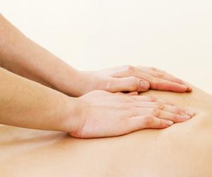 massage bij rugklachten