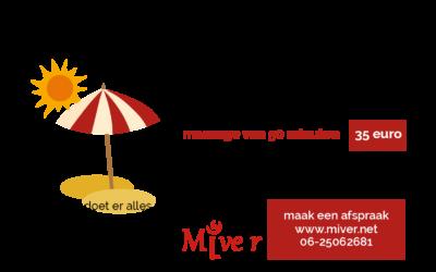Massage bij Miver