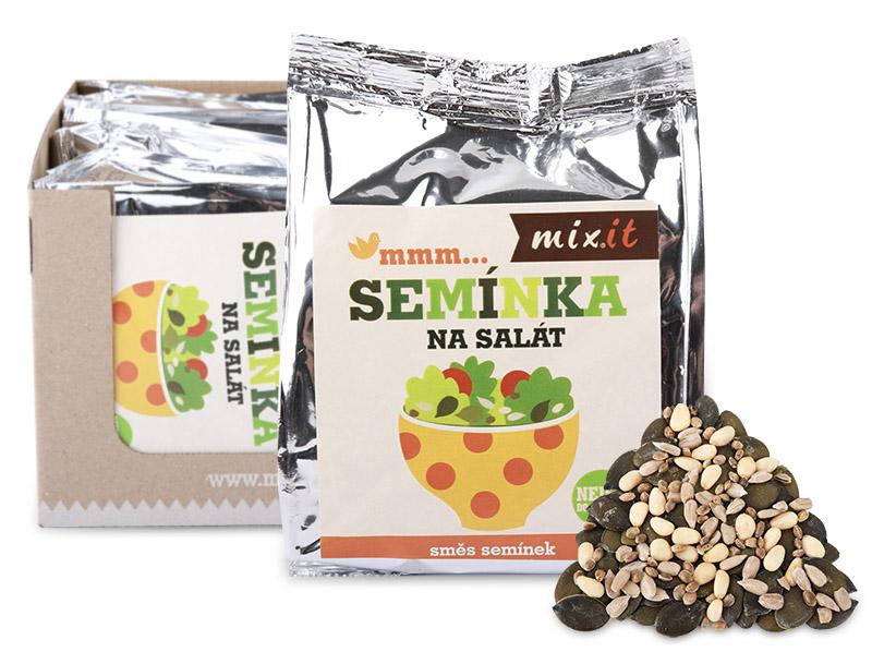 Semínka na salát (5ks)
