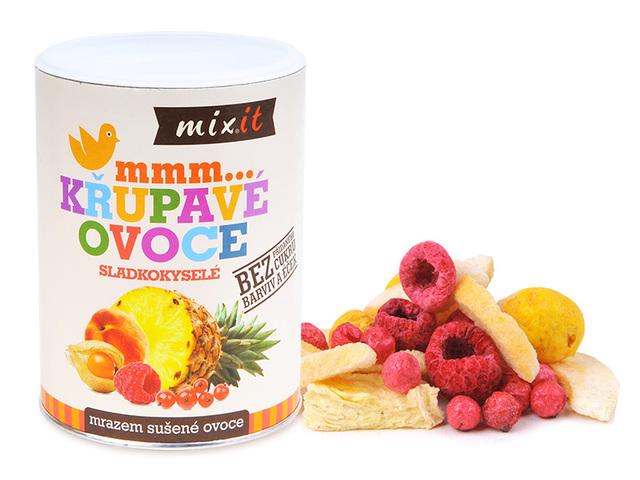 Malé křupavé ovoce - sladkokyselé
