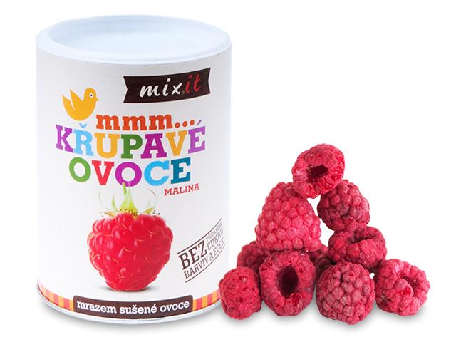 Malina - Křupavé ovoce