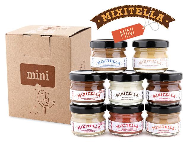 Degustační sada MiniMixitell (8 ks)