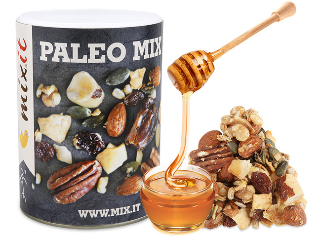 Paleo Mix  - pečený a medový
