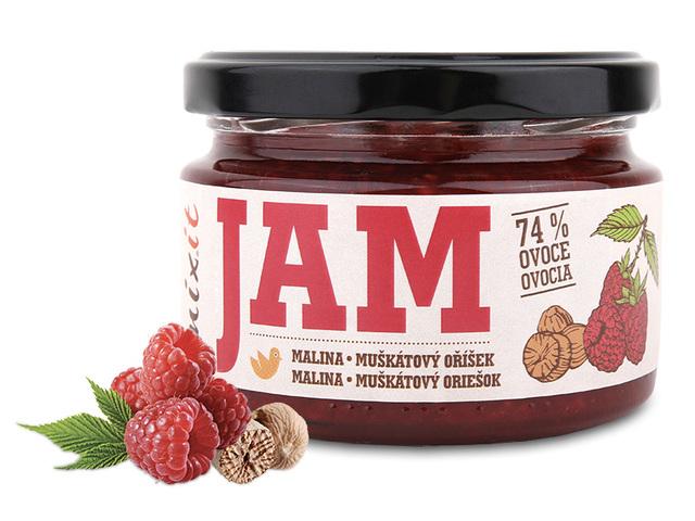 Mixit Jam - Malina s muškátovým oříškem (3 ks)