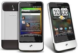HTC Legend test