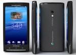 Sony Ericsson X10 test