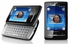Sony Ericsson XPERIA X10 Mini test