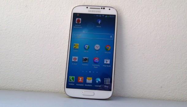 Samsung Galaxy S4 test: Teknisk slaraffenland, brugermæssig rodebutik