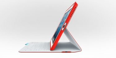 Få en vandafvisende tastaturdock til iPad