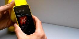 lumia 629 video