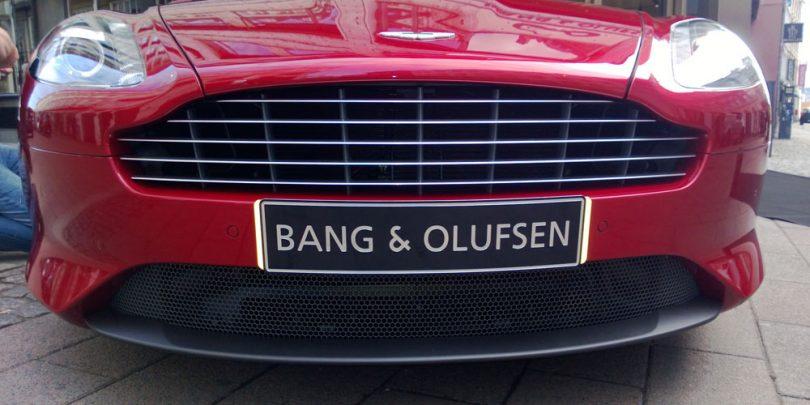 Bang & Olufsen presset af svagt salg i Europa og USA