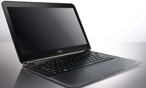 Acer Aspire S5 test – Lækker UltraBook der kan få Windows 8