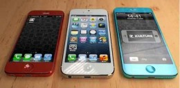iphone farve