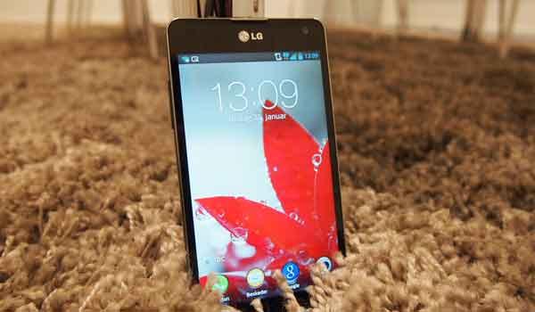 LG Optimus G – første indtryk