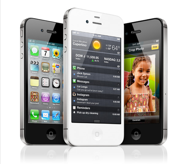 Kæmpetest: Apple iPhone 4S