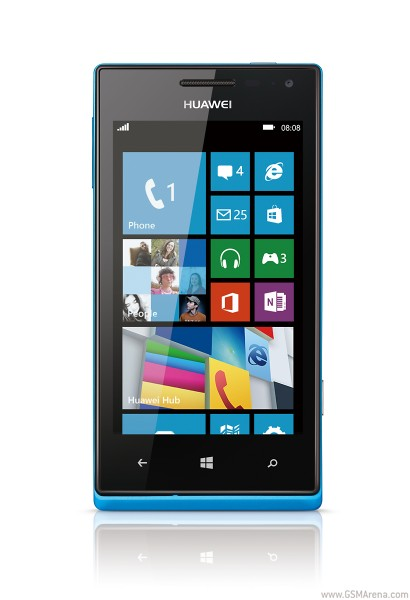 Mere Windows Phone fra CES: Huawei Ascend W1