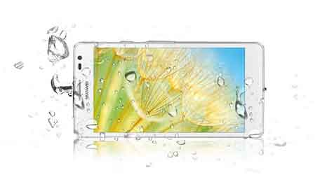 Huawei Ascend D2 har langt bedre skærm end Galaxy S III og iPhone 5
