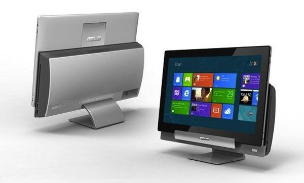 CES 2013: Asus Transformer AoI kører Windows 8 og Android på 18,4 tommer