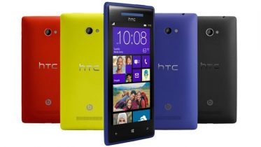 HTC Windows Phone 8X test: Lækker pude