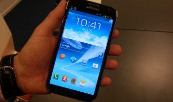 Samsung Galaxy Note 2 4G test: En teknologisk drøm