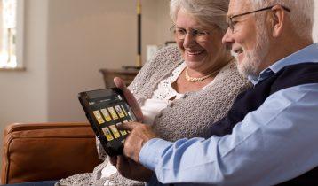 dukaPAD: Dansk brugervenlig tablet klar til ældre