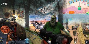 Ondskabens skov, nabovenskab, glubske zombier – vi tester 10 spil