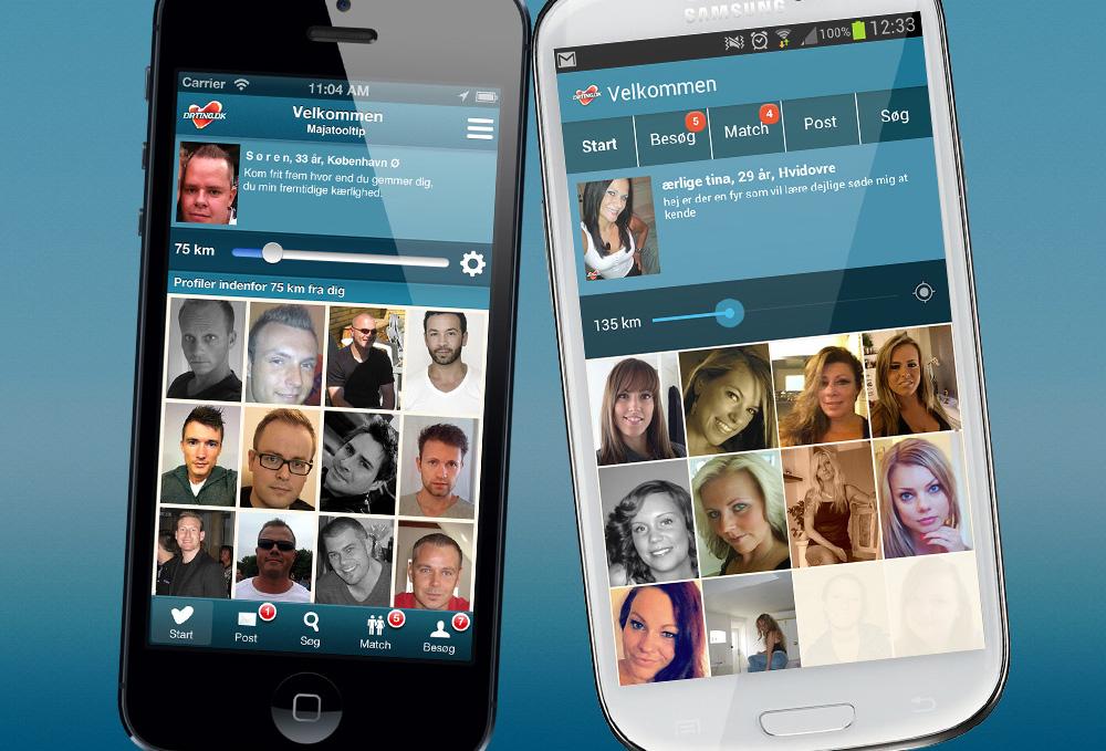 online dating i nærheden
