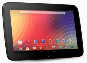 Google Nexus 10 test: Så lækker, men kan bare ikke sætte ikke iPad 3 på plads