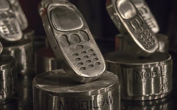 Mobil Awards 2012 i billeder