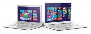 Nye lækre ultrabooks fra Acer